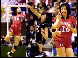 球萌え -バレーボールのカリスマ 大◎愛 狂乱セックス-:大友愛 裏DVDサンプル画像