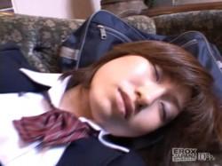 制服娘 睡眠薬無防備ファックで大昇天 一色彩 サンプル画像16