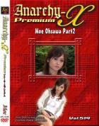 アナーキー - Anarchy-X Premium vol.519:大沢萌