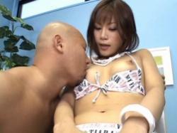カミカゼ ガールズ vol.45:水野美香 裏DVDサンプル画像