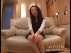 花と蝶 #60:睦39歳 裏DVDサンプル画像
