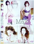 Maji vol.4 鹿島レイ/上村春菜