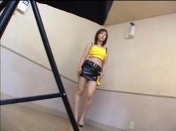 ピュアアイドル vol.12:MEGU 裏DVDサンプル画像