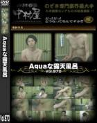 Aquaな露天風呂Vol.970