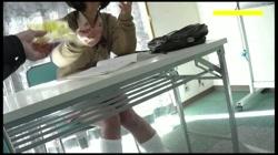 【盗撮悪戯自習室】自習室悪戯 Vol.05 ぽっかりお口をあけて寝てしまったので…。 裏DVDサンプル画像