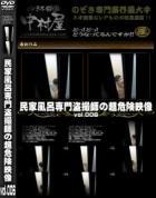 民家風呂専門盗撮師の超危険映像 Vol.006