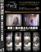 解禁 海の家4カメ洗面所 Vol.75