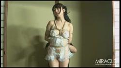 淫縛美体 うっとりと堕ちる美容部員 唯 裏DVDサンプル画像