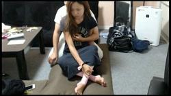 悲劇の流出!個人撮影 〜日本編〜彼氏が隠し撮りしたマンネリカップルの生々しいハメ撮り映像 裏DVDサンプル画像