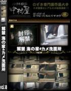 解禁 海の家4カメ洗面所 Vol.18