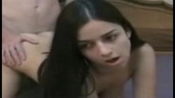 モデル顔で黒髪美女のプライベートセックス 裏DVDサンプル画像