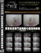 民家風呂専門盗撮師の超危険映像 Vol.010