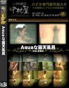 Aquaな露天風呂 Vol.284