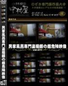 民家風呂専門盗撮師の超危険映像 Vol.011