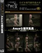 Aquaな露天風呂 Vol.341