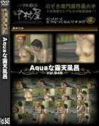 Aquaな露天風呂Vol.945