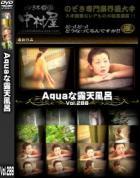 Aquaな露天風呂 Vol.288