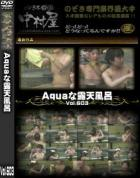 Aquaな露天風呂 Vol.603 - 無料エロ動画付き(サンプル動画)