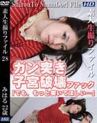 SHIROUTO NAMADORI FILE 素人生撮りファイル 28 みはる22歳