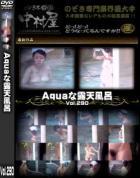 Aquaな露天風呂 Vol.290