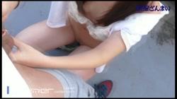 パンツを売る女 可愛い制服ギャルの大胆SEX 前編 Vol.24 裏DVDサンプル画像