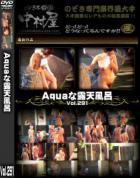 Aquaな露天風呂 Vol.291