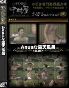 Aquaな露天風呂 Vol.917
