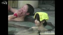 Aquaな露天風呂 Vol.882 潜入盗撮露天風呂十八判湯 其の一 裏DVDサンプル画像