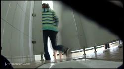 有名大学休憩時間の洗面所事情 Vol.08 高画質フルハイビジョン眼鏡女子が多数出演 裏DVDサンプル画像