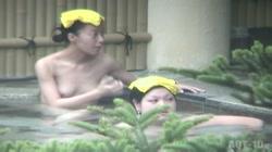 露天風呂盗撮のAqu●ri●mな露天風呂 Vol.795 裏DVDサンプル画像