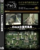 Aquaな露天風呂 Vol.904