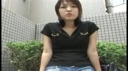 いまドキ素人むすめの裏事情! ご奉仕大好き!メイド喫茶で働く「アキちゃん」 アキ 裏DVDサンプル画像