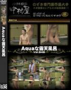 Aquaな露天風呂 Vol.946