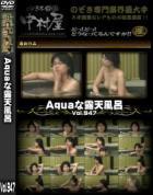 Aquaな露天風呂 Vol.947