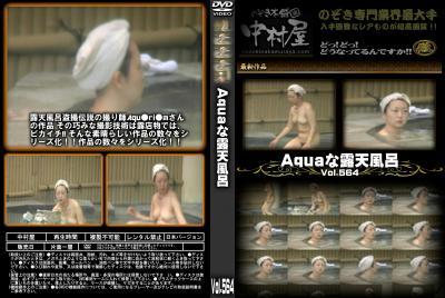 Aquaな露天風呂 Vol.564 – 無料エロ動画付き(サンプル動画)