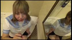 【天使×無許可中出し】2.5次元SS級Lolli美乳美少女 萌コスプレだいしゅきホールド「彼氏のちん 裏DVDサンプル画像