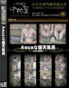 Aquaな露天風呂 Vol.961