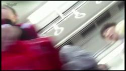 盗撮列車 ガードルお姉さん Vol.45 裏DVDサンプル画像