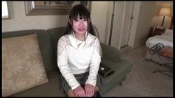 【個人撮影】清楚系S級黒髪JD「見られてイク」 とも 裏DVDサンプル画像