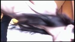 藻無し 柔乳美少女 騎乗位 中出し 裏DVDサンプル画像