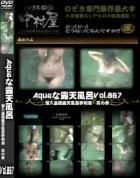Aquaな露天風呂 Vol.867 潜入盗撮露天風呂参判湯 其の参