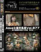 Aquaな露天風呂 Vol.877 潜入盗撮露天風呂十三判湯 其の五