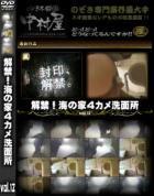 解禁 海の家4カメ洗面所 Vol.12