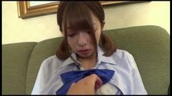 SS級パイパン美女☆美巨乳に成長 声だけで抜ける悩殺アニメ声「カレシより気持ちイイッ」 ナナ 裏DVDサンプル画像