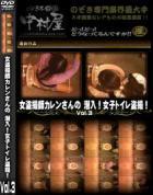 女盗撮師カレンさんの 潜入!女子トイレ盗撮! Vol.3