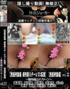 洗面所盗撮 便所蟲リターンズ2匹目 Vol.22