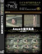 Aquaな露天風呂 Vol.907