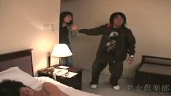 熟女倶楽部 居酒屋熟女ナンパ24時 4組目 サンプル画像8