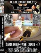 洗面所盗撮 便所蟲リターンズ2匹目 Vol.23