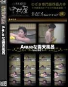 Aquaな露天風呂 Vol.921